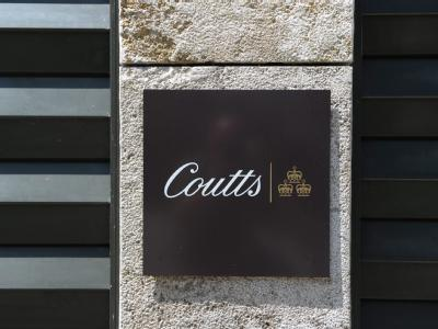 Das Gebäude von Coutts in Zürich: Die Privatbank hat dementiert, dass Kundendaten aus dem Haus gegeben wurden. Foto: Steffen Schmidt