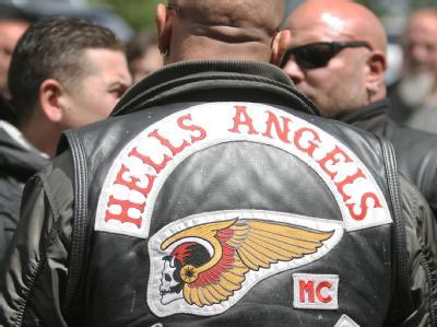 Die Polizei hat den Ex-Präsidenten der «Hells Angels MC Cologne» festgenommen. Foto: Fredrik von Erichsen/Archiv