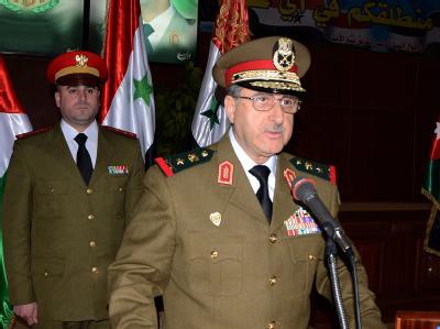 Syrischer Verteidigungsminister
