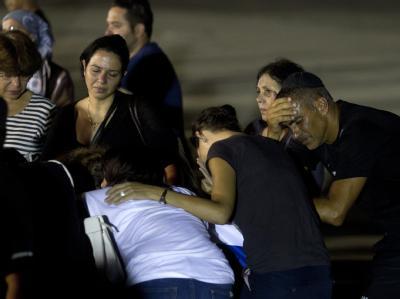 Trauer in Israel