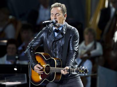Bruce Springsteen singt in Oslo