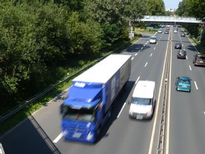 Neue Lkw-Maut-Strecken