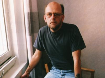 Thomas Quick sitzt am 1.9.1994 in der geschlossenen Psychiatrie im schwedischen Säters. Foto: Pressensbild/Archiv