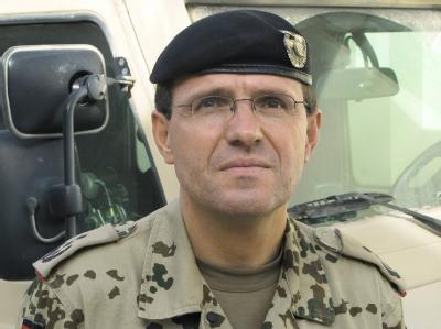 Georg Klein soll zum General befördert werden. Foto: Can Merey