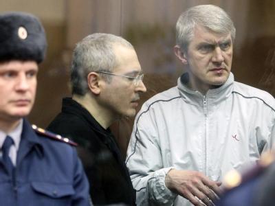 Chodorkowski-Partner Lebedew