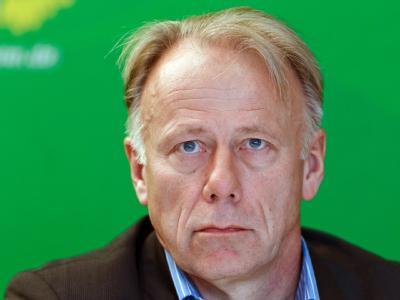Als zweiter Grünen-Politiker nach Parteichefin Roth hat Jürgen Trittin für die Spitzenkandidatur zur Bundestagswahl 2013 sein Interesse angemeldet. Foto: Markus Scholz