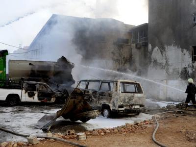 Bombe Damaskus