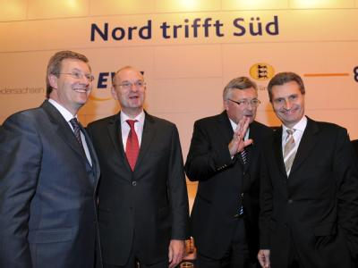 Nord-Süd-Dialog