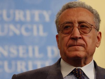 Brahimi übernimmt Vermittlerrolle im Syrien-Konflikt