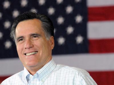 Mitt Romney soll offiziell zum Spitzenkandidaten der Republikaner gekürt werden. Foto: Erik S. Lesser/Archiv