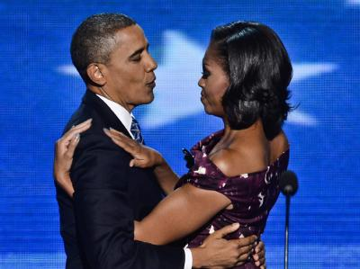 Präsidentenpaar