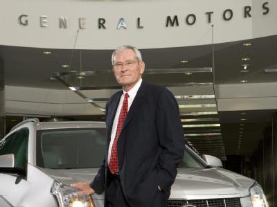 Der Leiter des Verwaltungsrates von General Motors (GM), Edward Whitacre Jr.