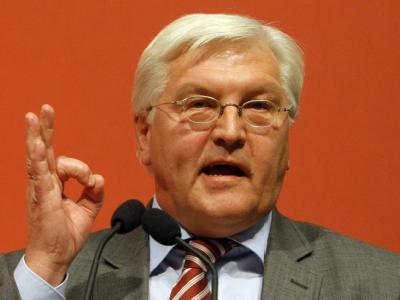 Die Rolle des früheren Außenministers Frank-Walter Steinmeier wird in der Kundus-Affäre beleuchtet.