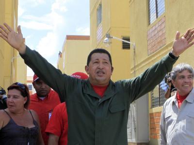 Hugo Chávez hat das Militär und die Bevölkerung in Venezuela dazu aufgerufen, sich auf einen Krieg vorzubereiten. (Archivbild)