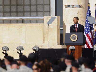 US-Präsident Barack Obama: