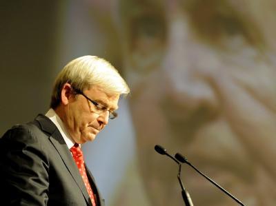 Der australische Premierminister Kevin Rudd entschuldigt sich bei den «Waisen des Empires», die vor Jahrzehnten zu Tausenden als Kinder aus ihren Familien gerissen wurden.
