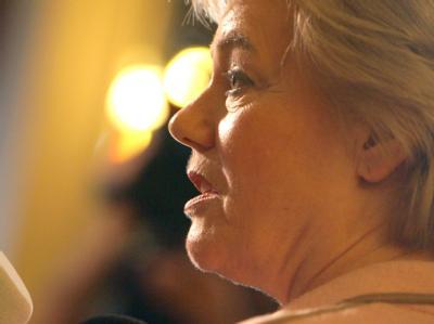 Die Präsidentin des Bundes der Vertriebenen (BdV), Erika Steinbach.