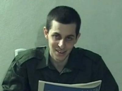 Der im Juni 2006 entführte israelische Soldat Gilad Schalit.