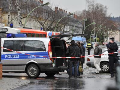 Doppelmord in Frankfurt