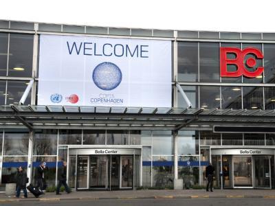 Bella Center: Der Schauplatz, an dem der UN-Klimagipfel in Koppenhagen stattfindet.
