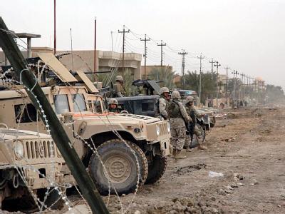 Fast alle US-Kampftruppen haben den Irak verlassen. (Archivbild)