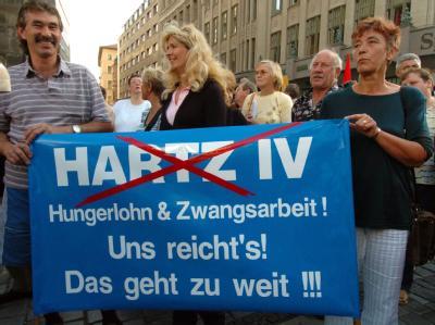 Hartz-Proteste