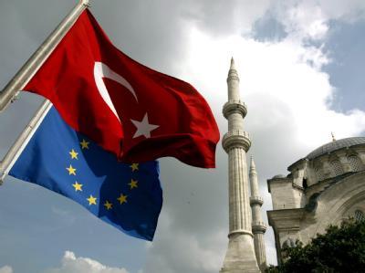 Erdogan: «Wir führen bereits die Verhandlungen - und zwar auf Vollmitgliedschaft. Für uns gibt es dazu keine Alternative».
