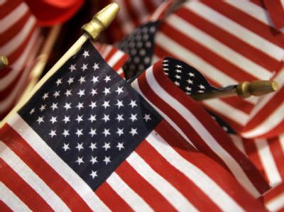 Stars and Stripes - jeder Stern repräsentiert einen Bundesstaat der USA.