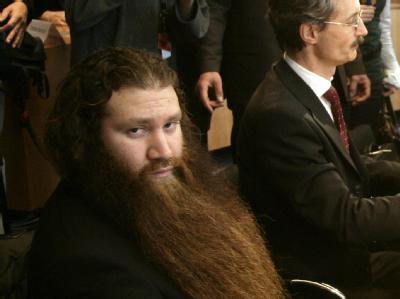 Der ehemalige Guantanamo-Häftling Murat Kurnaz am 18.1.2007 vor dem BND-Untersuchungsausschuss des Bundestages (Archivbild).
