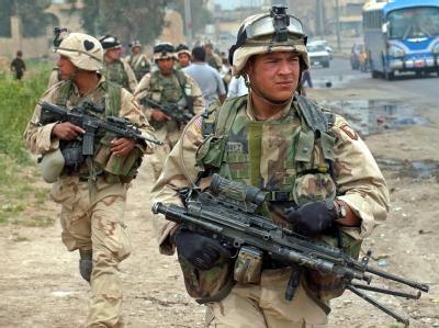 US-Truppen