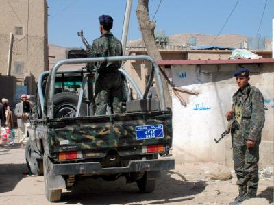 Jemenitisches Militär
