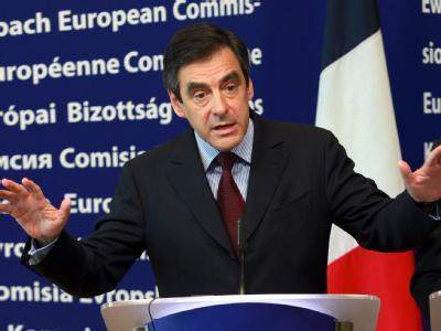 Seine Amtszeit ist beendet: Frankreichs Ministerpräsident François Fillon (Archivbild).