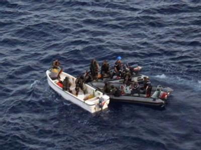 Piraten vor Kenia