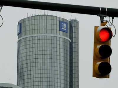 Rote Ampeln bei GM: Die Insolvenz wird wegen der dramatischen Schieflage des Konzerns bereits in den nächsten Tagen erwartet.