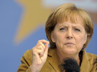 Angela Merkel  und ihre CDU haben in der Wählergunst leicht verloren.