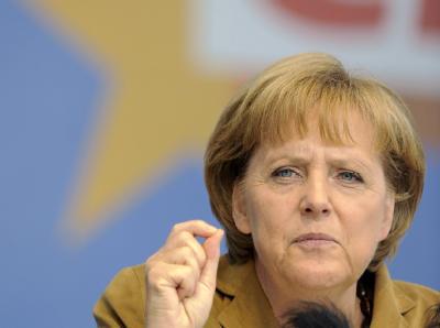 Kanzlerin Angela Merkel hat deutliche Worte an die Führung in Teheran gerichtet.