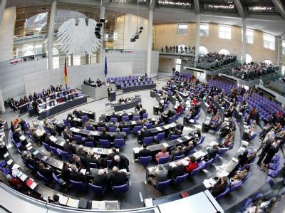 Alle durchleuchten? Abgeordnete im Bundestag in Berlin (Archivfoto).