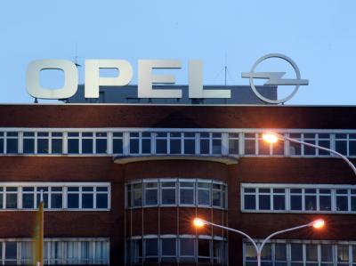 Opel-Werk in Bochum.