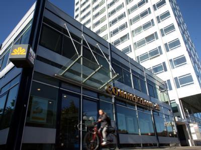 Diese Commerzbank-Filiale im Hamburger Stadtteil Altona vorbei soll im Jahr 2000 von Thomas Wolf überfallen worden sein.