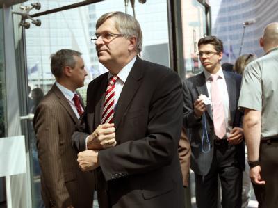 Der deutsche parlamentarische Staatssekretär vor dem EU-Treffen zur Opel-Krise.