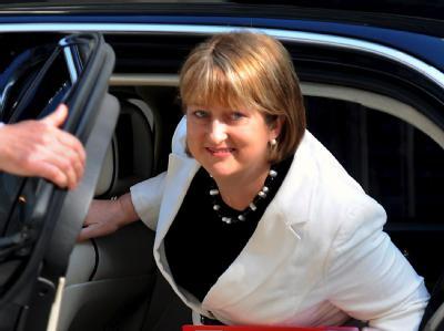 Die britische Innenministerin Jacqui Smith will in der nächsten Kabinettsumbildung ihren Platz frei machen.