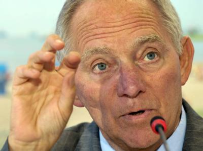 Innenminister Wolfgang Schäuble (CDU) ist gegen die Aufnahme von Guantánamo-Häftlingen.