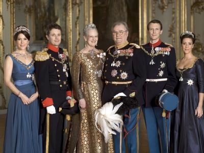 Dänemarks königliche Familie