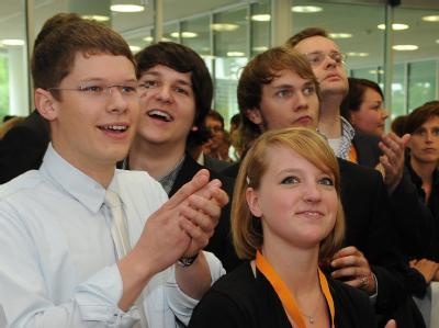 Freude bei der CDU