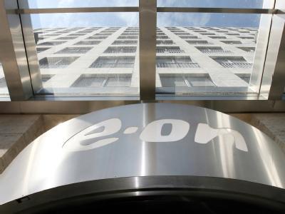 Die Zentrale des Energiekonzerns E.ON in Düsseldorf (Archivfoto vom 14.8.2007).