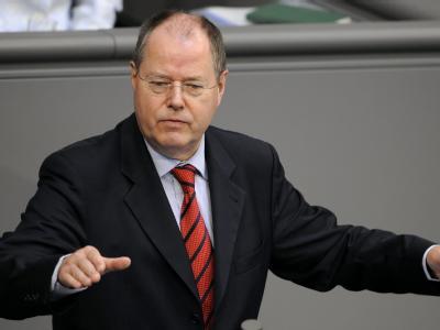 Bundesfinanzminister Peer Steinbrück (SPD) kämpft weiter gegen Steueroasen.