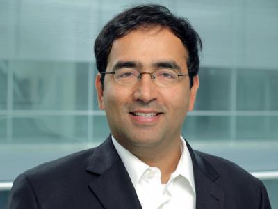 Der iranisch-stämmige Grünen-Bundestagsabgeordnete Omid Nouripour.