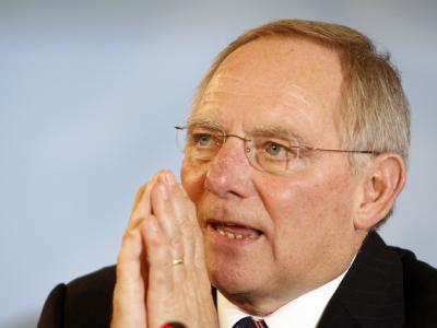 Bundesfinanzminister Wolfgang Schäuble will nicht mehr Schulden machen als sein Vorgänger Peer Steinbrück.