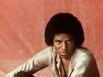 Michael Jackson im Jahr 1979. (Bild: Photoreporters)