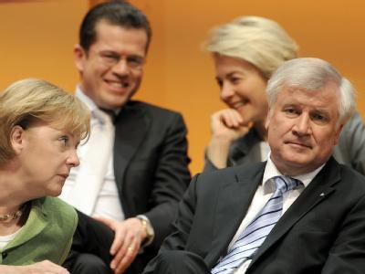 CDU/CSU-Treffen